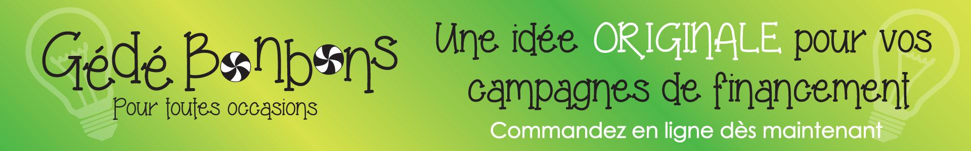 Campagnes de financement - Une idée originale pour vos campagnes de financement